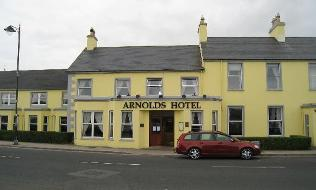 Arnolds Hotel Dunfanaghy