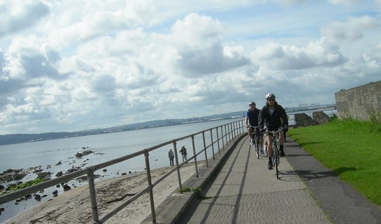 BELFAST TO CARNLOUGH 40 miles / 64kms image 1