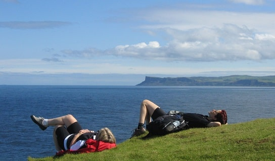 REST DAY IN BALLYCASTLE image 2