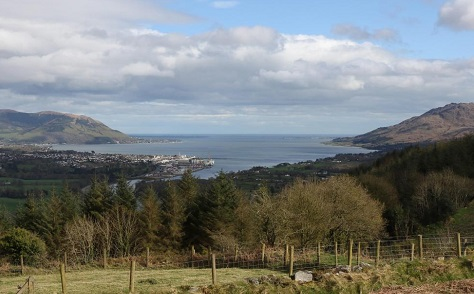 DAY 4: Carrickmacross ~ Carlingford (67kms) image 1