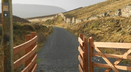 Westport to Achill Island - Greenway Cycle ( 54kms ) image 1