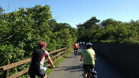 Westport to Achill Island - Greenway Cycle ( 54kms ) image 2