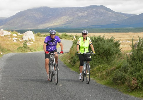 Leenane to Westport ( 52 kms ) image 1
