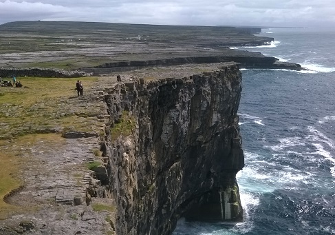 Aran Islands to Galway 22 miles / 35kms image 2