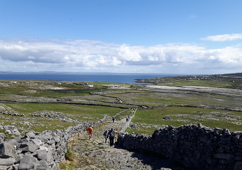 DAY 4 ARAN ISLANDS 22 miles / 35kms image 2