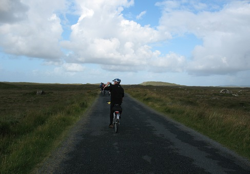 Clifden to Aran Islands 35 miles  /  58 kms image 2