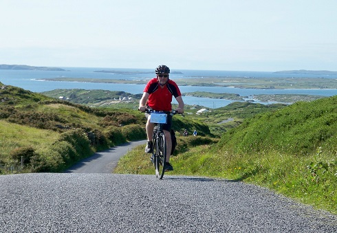 Leenane to Clifden 35 miles / 58kms image 1