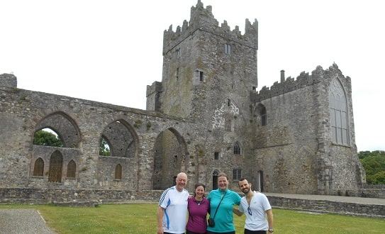 KILKENNY TO NEW ROSS 28 MILES/ 45KMS image 1