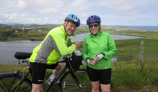 Circular Tour of area – Donegal 45 miles/72 km image 2