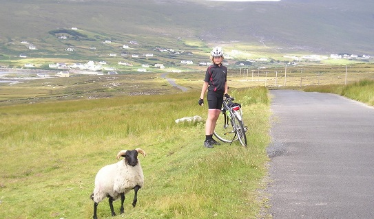 DAY 3: Foxford ~ Ballycastle (38 kms) image 1