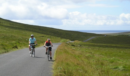DAY 3: Foxford ~ Ballycastle (38 kms) image 2