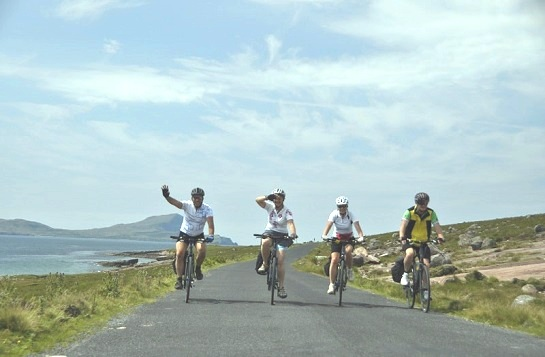DAY 5: Belmullet ~ Achill (72 kms) image 2