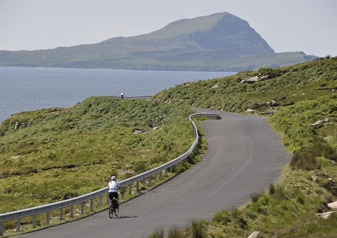 DAY 5: Belmullet ~ Achill (72 kms) image 1