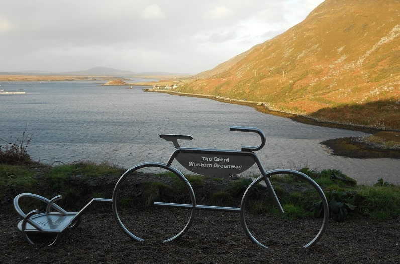 Greenway Cycle - Achill to Westport 40 miles / 60 kms image 2